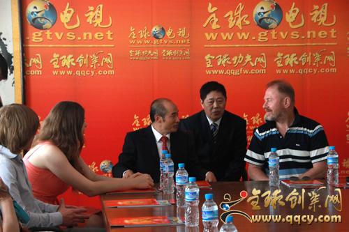 визит маслова в китай:
